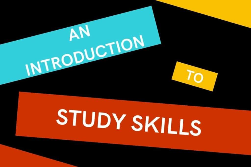 an introduction to study skills