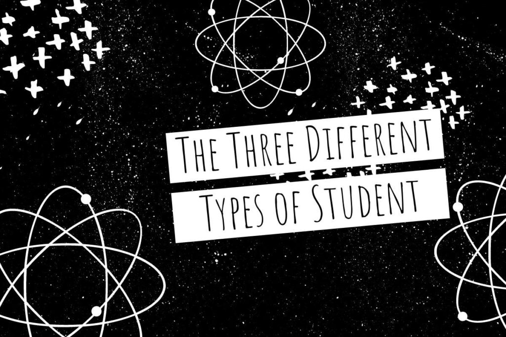 the different types of student